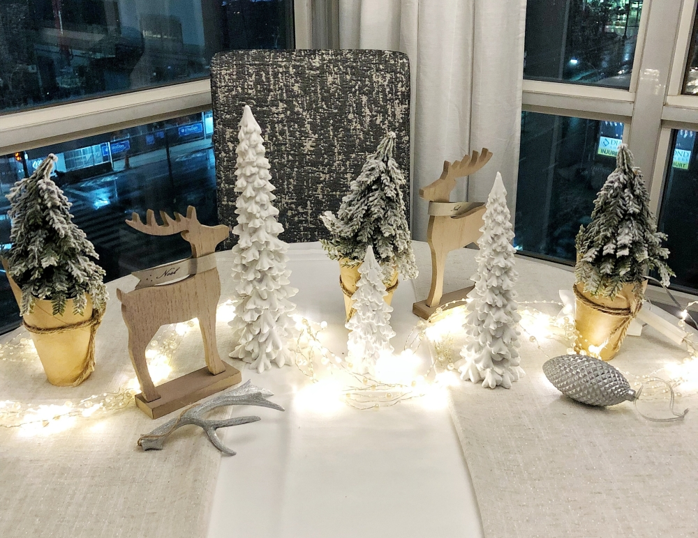 Condo Holiday Decor